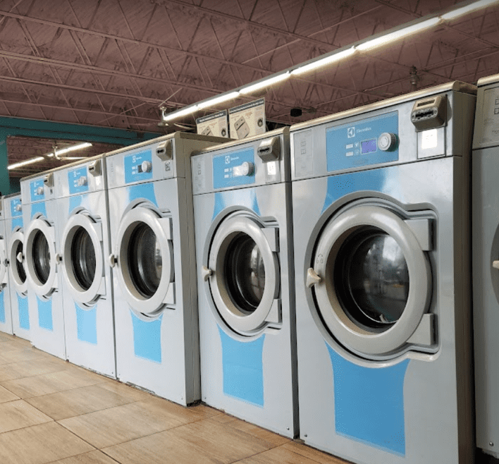 24 Hour Laundry and Washateria washing machines for the whole family